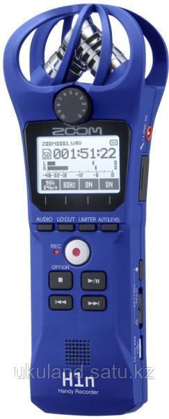 Рекордер Zoom H1n/L цвет - синий