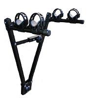 Багажник для перевозки 2-х велосипедов на фаркопе Atlant Twin Rider (Россия)
