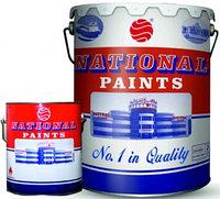 NATIONAL ALUMINIUM PAINT (250) Краска термостойкая с алюминиевым пигментом