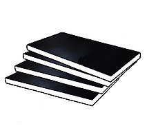 Мат черно-белый 1х0,5х0,04м