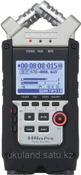 Рекордер Zoom H4pro