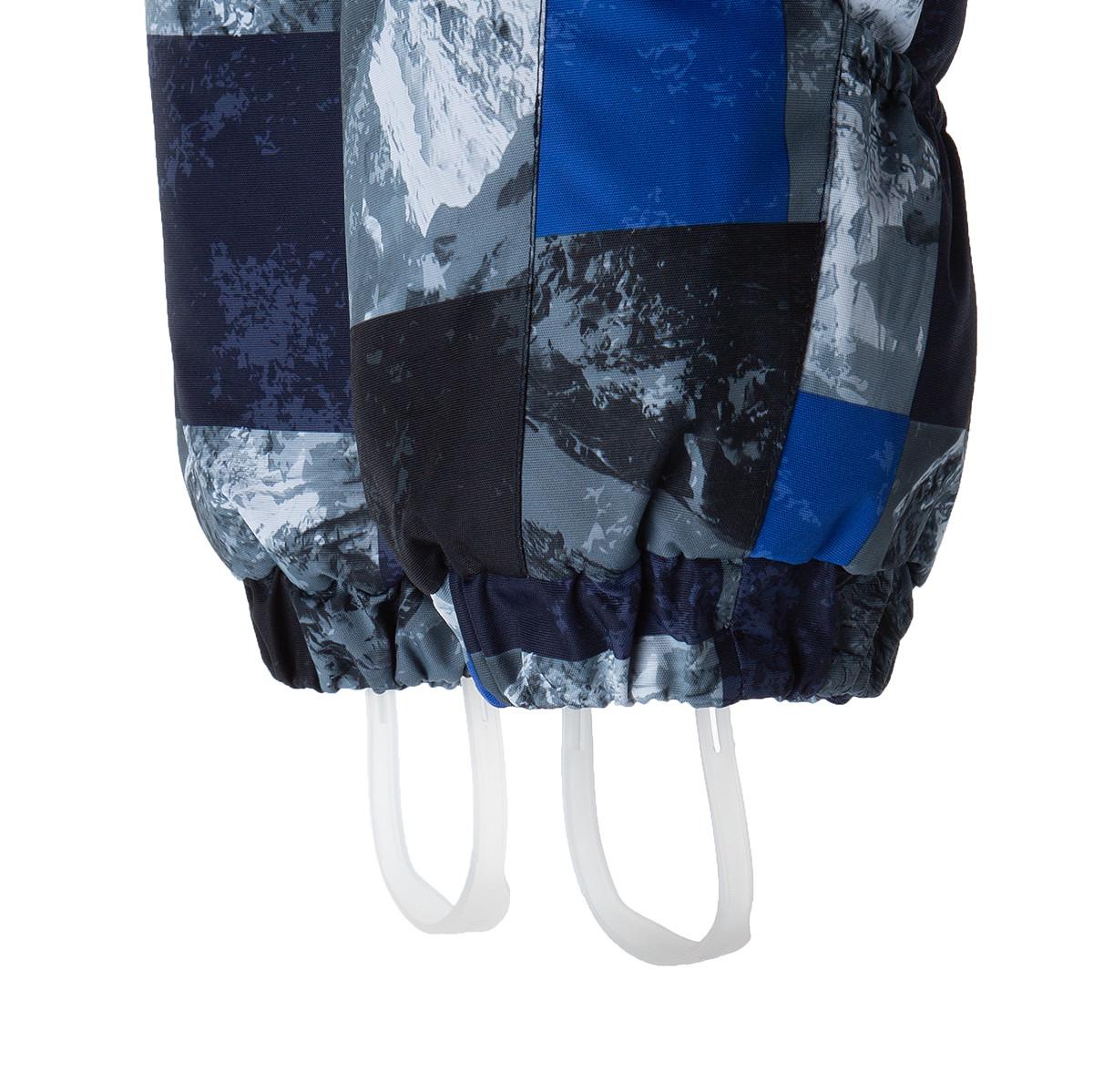 Детский комбинезон KEIRA, синий с принтом - фото 5