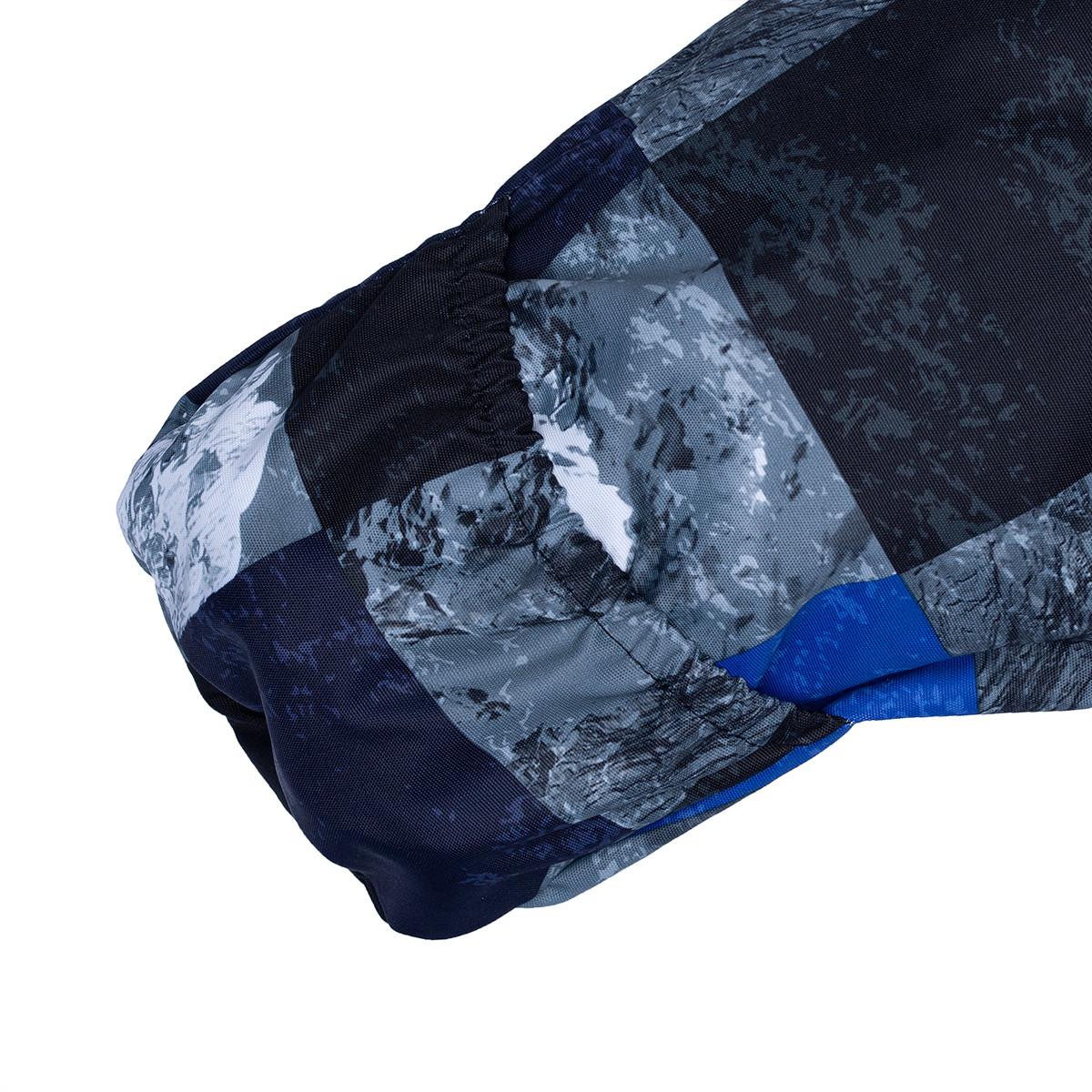 Детский комбинезон KEIRA, синий с принтом - фото 6