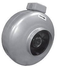 Вентиляторы канальные ВКК 200,250.