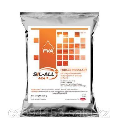 Сил-Олл 4х4 (Sill-All 4x4): комплексная биологическая добавка для приготовления силоса