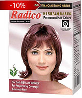 Краска для волос Radico цвет бургунди