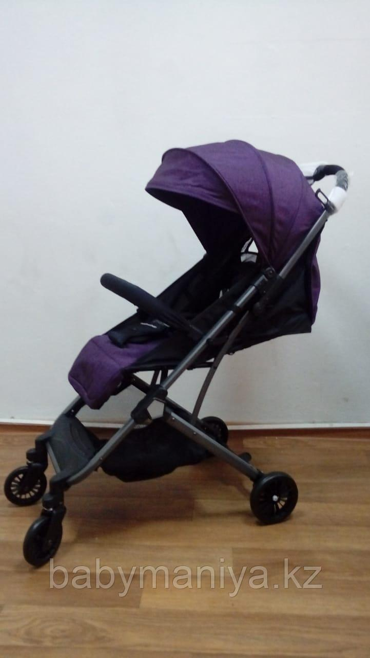 Коляска прогулочная Baobaohao Y1 фиолетовый