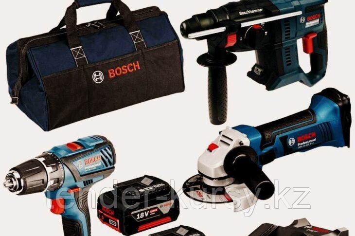 Акк. перфораторы Li- Ion 18 В Bosch GBH 180-LI