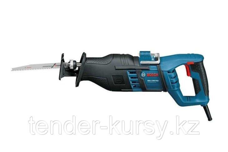 Пила сабельная Bosch GSA 1300 PCE