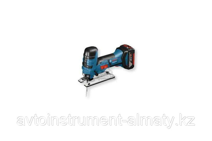 Акк. пилы лобзиковые 18 В GST 18 V-LI B Bosch