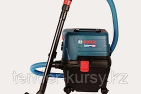 Строительный пылесос GAS 15 PS Bosch