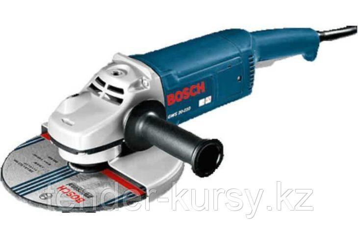 Углошлифмашина от 2 кВт Bosch GWS 20-230 H
