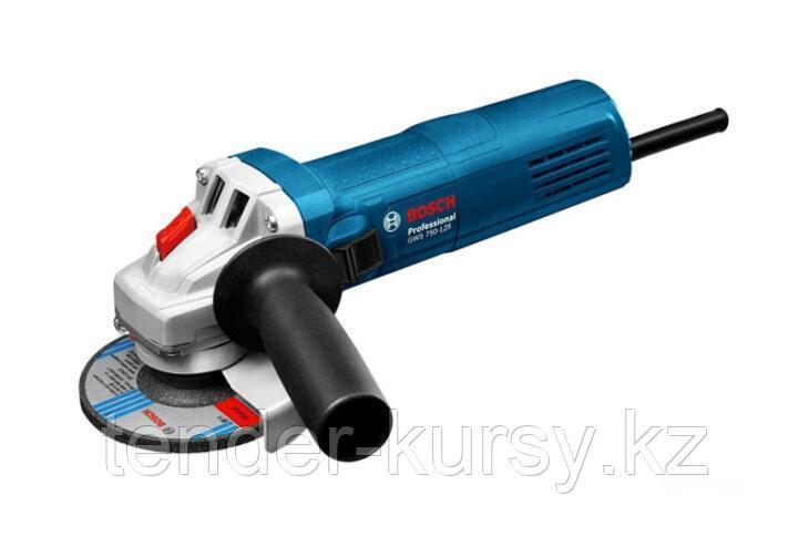 Углошлифмашина до 1.5 кВт Bosch GWX 13-125 S