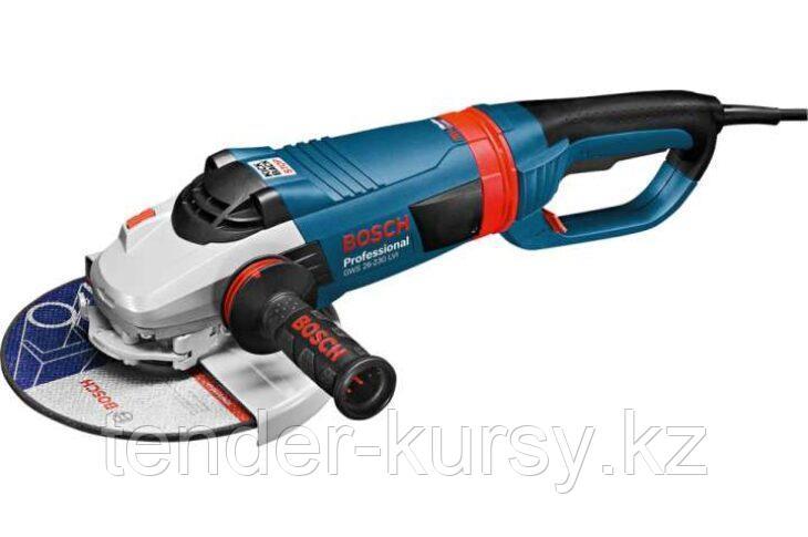 Углошлифмашина от 2 кВт Bosch GWS 26-230 LVI