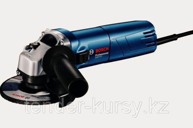 Углошлифмашины до 1.5 кВт Bosch GWS 670-125