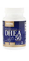JARROW DHEA, ДГЭА 50 мг, 60 капсул.
