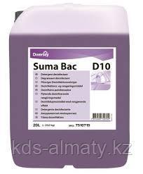 SUMA BAC D10 5 kg - универсальное моющее и дезинфицирующее средство