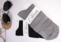 Носки мужские свободная резинка Турция 39-45 (в упаковке 12 шт)