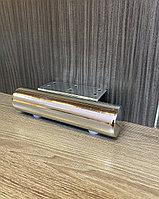Ножка стальная, для диванов и кресел 4*17 см