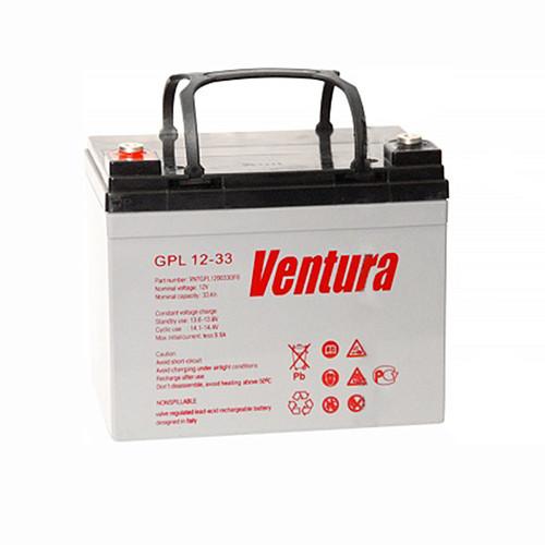 Аккумулятор Ventura GPL 12-33 ( AGM )