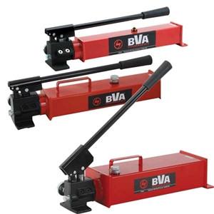 Ручной насос двойного действия BVA Hydraulics P серия