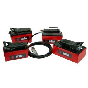 Воздушный насос BVA Hydraulics двойного действия PA серия