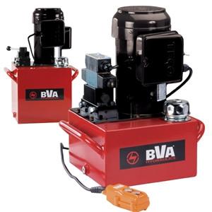 Электрический насос BVA Hydraulics простого действия