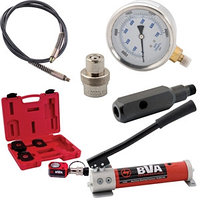 Набор плоских цилиндров BVA Hydraulics HF серия