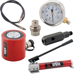 Набор низкопрофильных цилиндров BVA Hydraulics HL серия