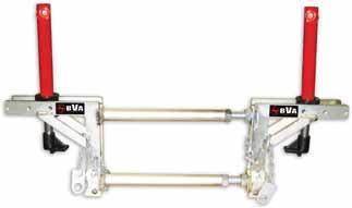 Гидравлическая система для снития обода BVA Hydraulics