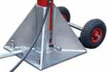 Опора для цилиндров BVA Hydraulics CBM50