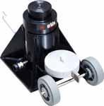 Опора для цилиндров BVA Hydraulics CBM100