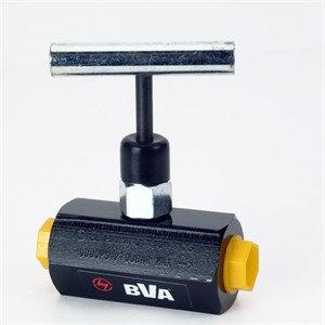 Игольчатый клапан управления потоком BVA Hydraulics