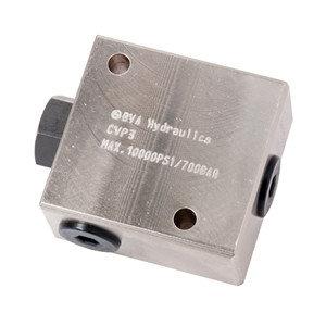 Контрольный обратный клапан управления потоком BVA Hydraulics