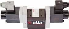 Электромагнитный клапан BVA Hydraulics двойного действия