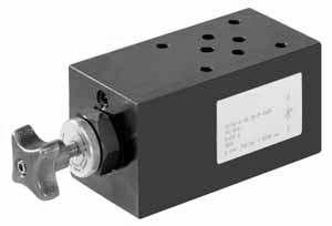 Датчик контроля потока BVA Hydraulics PFC