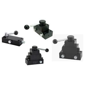Клапаны на насосах BVA Hydraulics простого действия