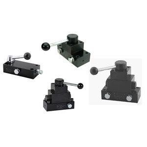 Клапаны на насосах BVA Hydraulics двойного действия
