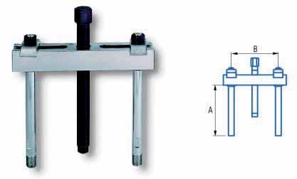 Съемники BVA Hydraulics