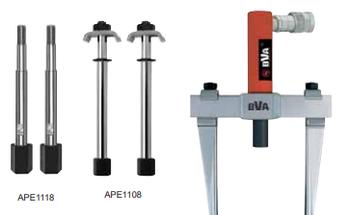 Набор съемников и сепараторов BVA Hydraulics