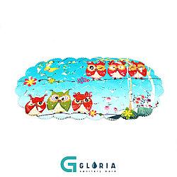 """Коврик для ванной GLORIA """"Сеточка"""" 66х36"""