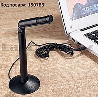 Универсальный конденсаторный микрофон с мини подставкой aux 3.5 мм SF-950