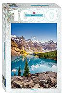 """Step Puzzle: пазл 1000 деталей  """"Озеро в горах"""""""
