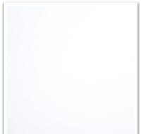 Плитка из керамогранита  6000 WHITE Р (600*600) (моноколор)