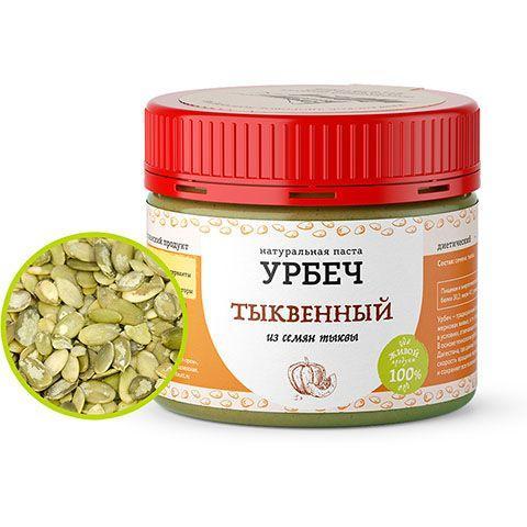 Питание при ЖКТ Урбеч Тыквенный