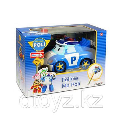 Машина POLI Робокар Поли - следуй за мной!