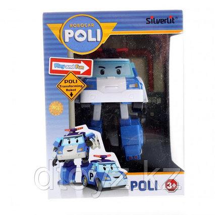 Машинка-трансформер POLI Поли 10 см