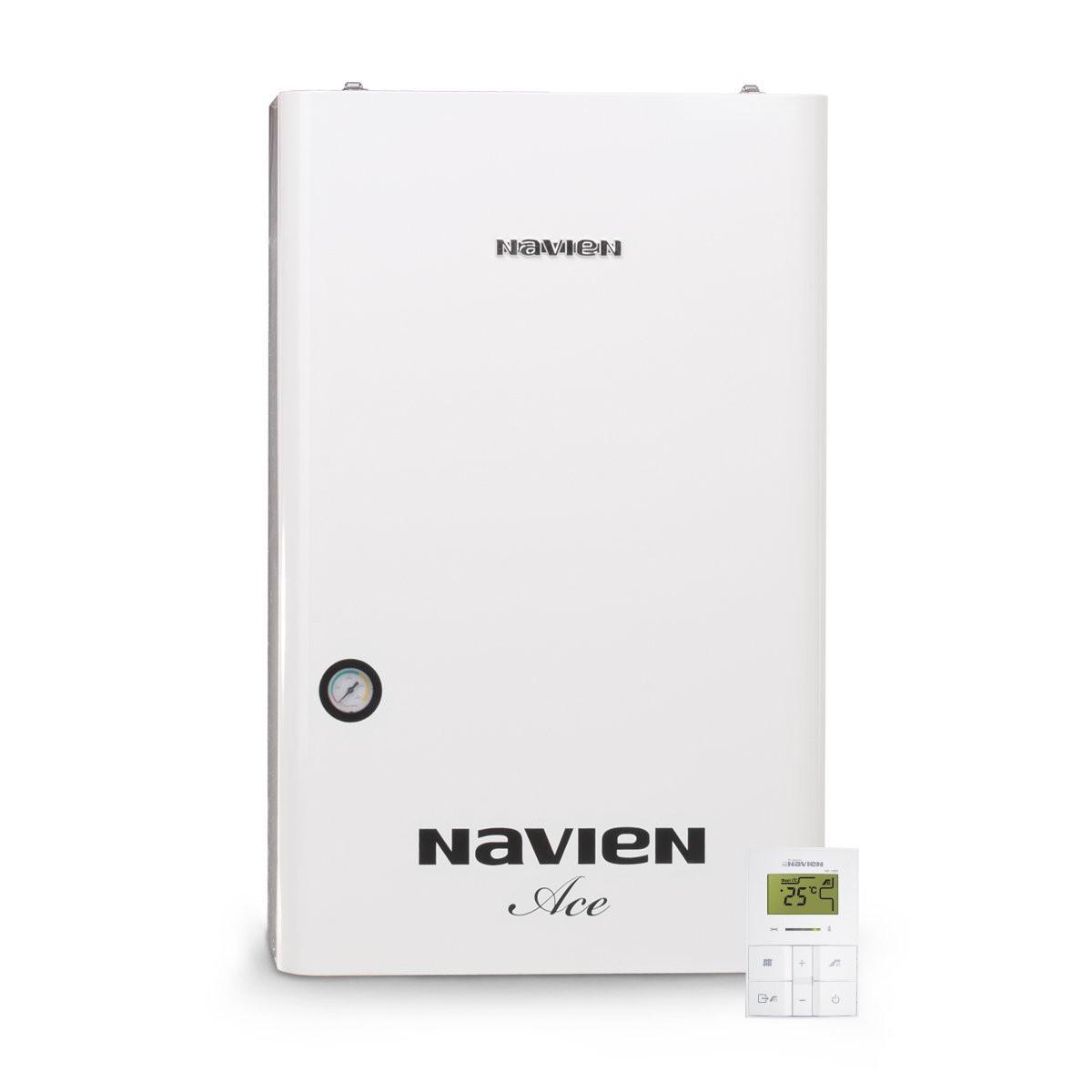 Газовый котел  NAVIEN ACE-20К (200м²)