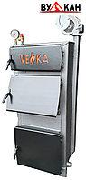 """Котел отопления твердотопливный """"VEKA"""" (ВЕКА) -15 кВт от 50 до 150 кв.м."""