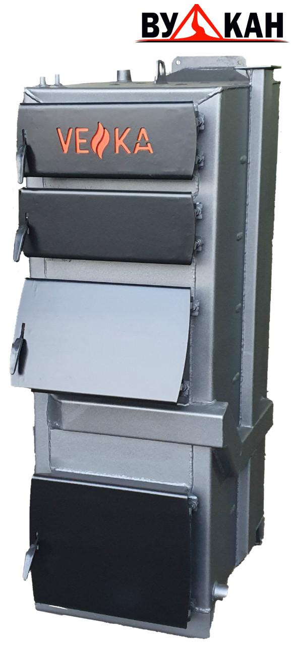 """Котел отопления твердотопливный """"VEKA"""" (ВЕКА) -30 кВт от 100 до 300 кв.м."""